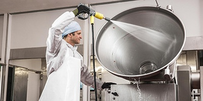 Food Industry | Kärcher Cleaning Systems Private Limited