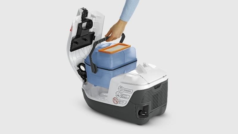 Kärcher Пылесос с аквафильтром DS 6 Premium