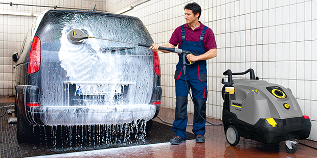 Car Wash Equipments In South Africa