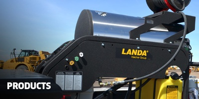 Landa Pressure Washers for Industrial and Commercial Use | Landa on