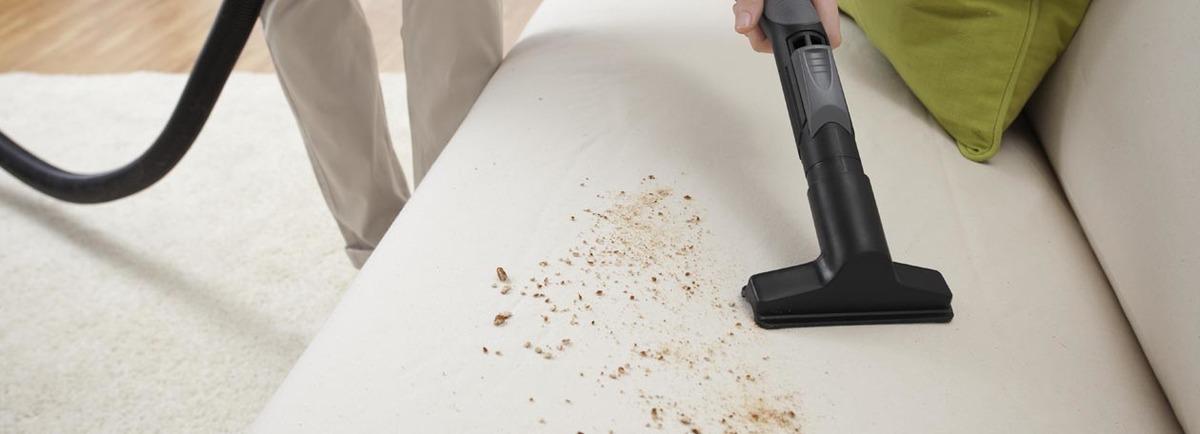 Resultado de imagem para limpeza de sofa seco