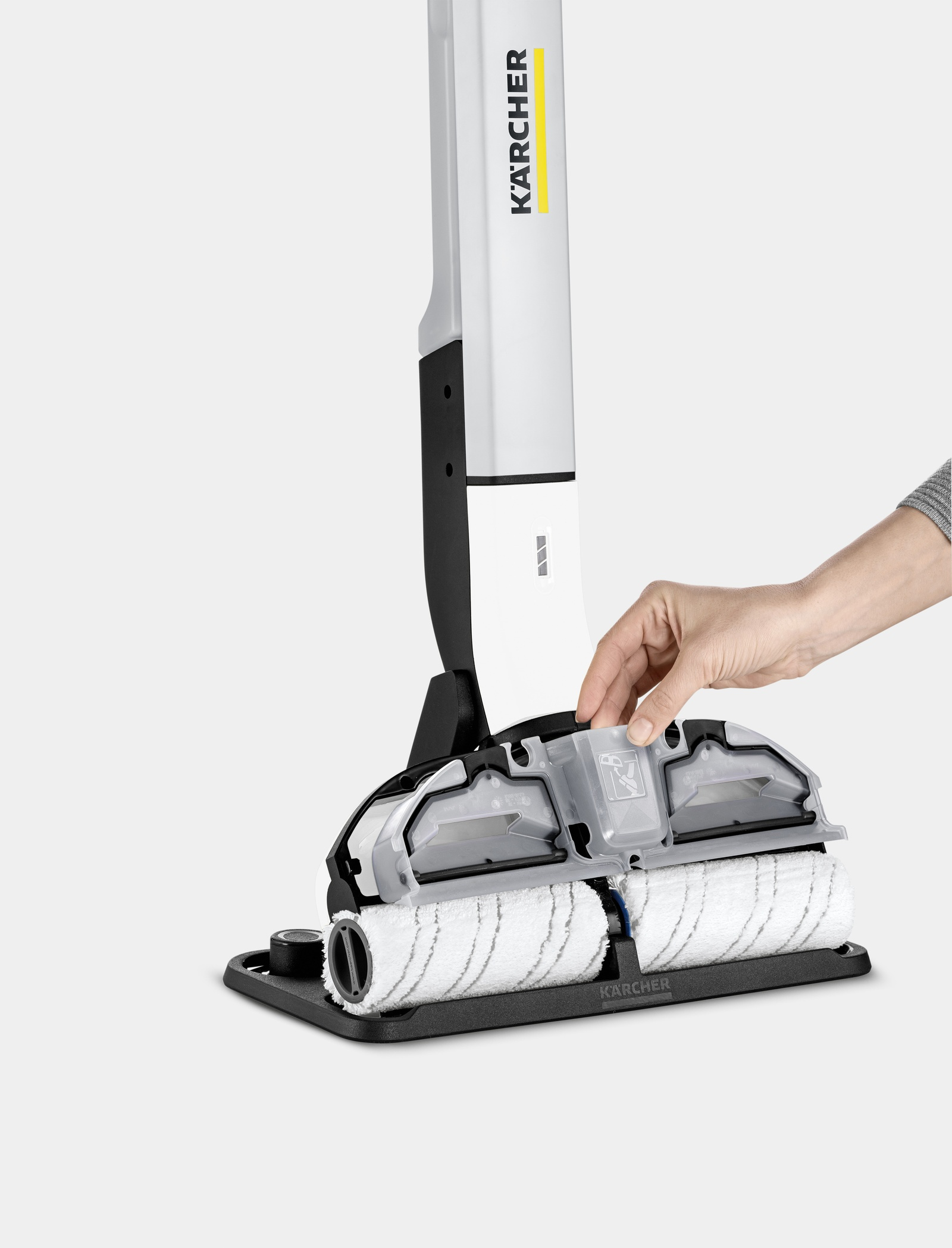 This is how freshly-mopped works | Kärcher International