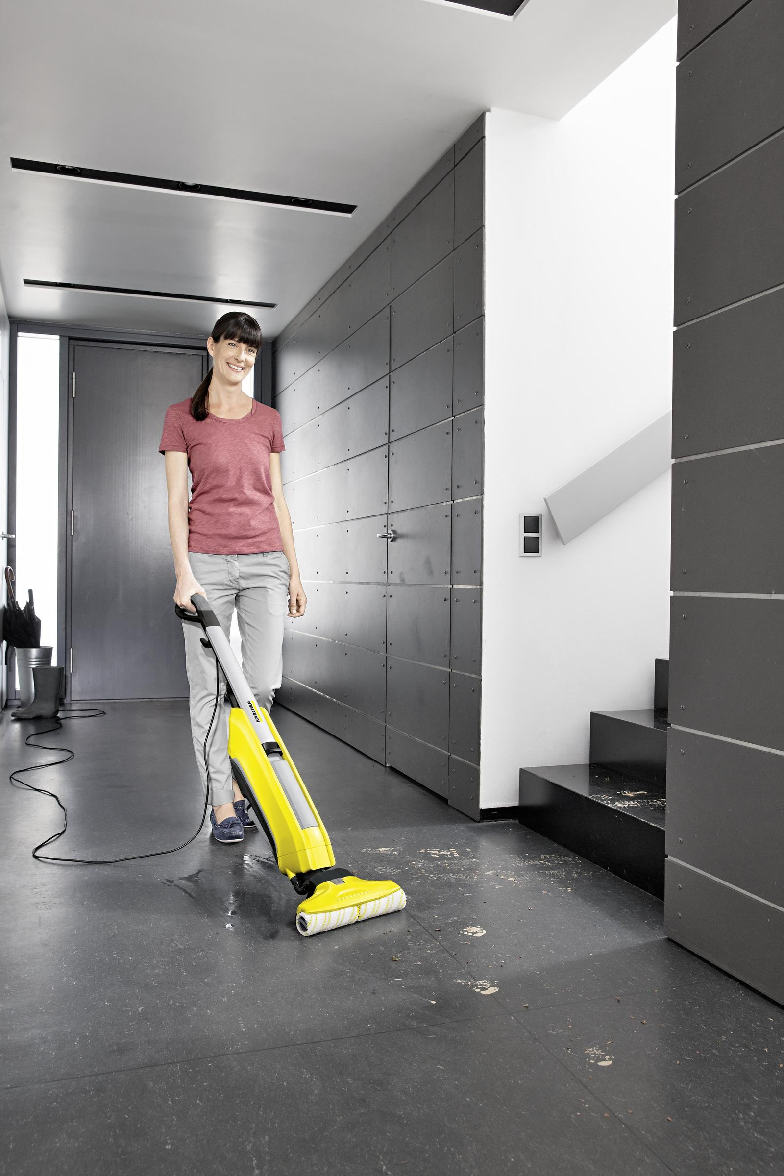fc 5 hard floor cleaner karcher australia. Black Bedroom Furniture Sets. Home Design Ideas