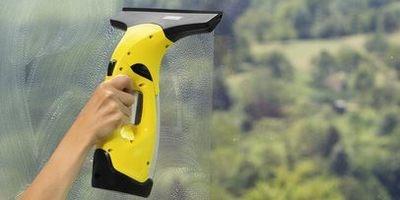 Kunststofffenster reinigen  Fenster reinigen und streifenfrei putzen | Kärcher