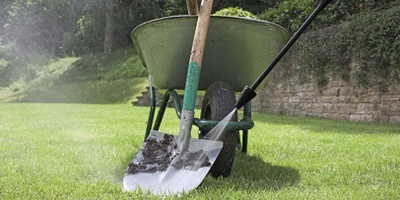 Limpiar equipos para el jardín