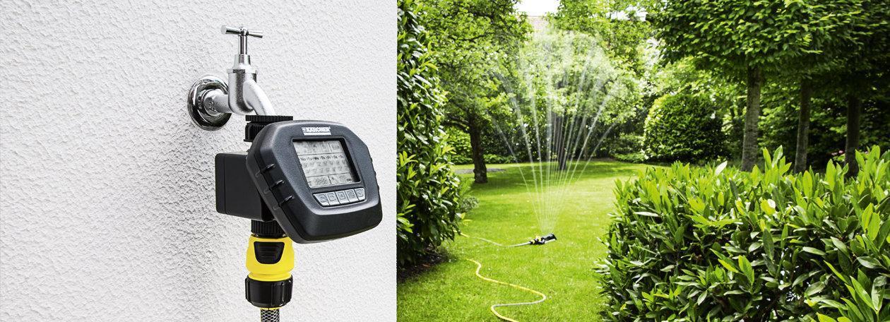 Bewässerungsautomaten