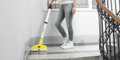 Fc 3 Cordless Treppe