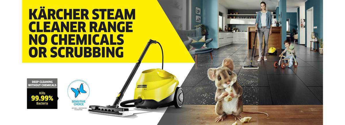 Domestic Steam Cleaners Karcher Australia