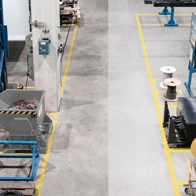 Beliebt Reinigung von Industrieböden   Kärcher MO54