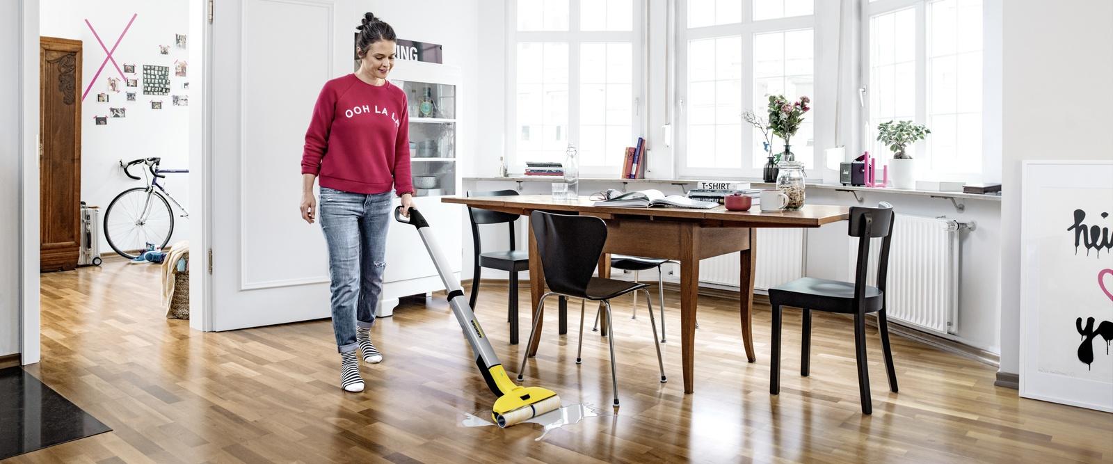 Wooden Floor Cleaning Kärcher International
