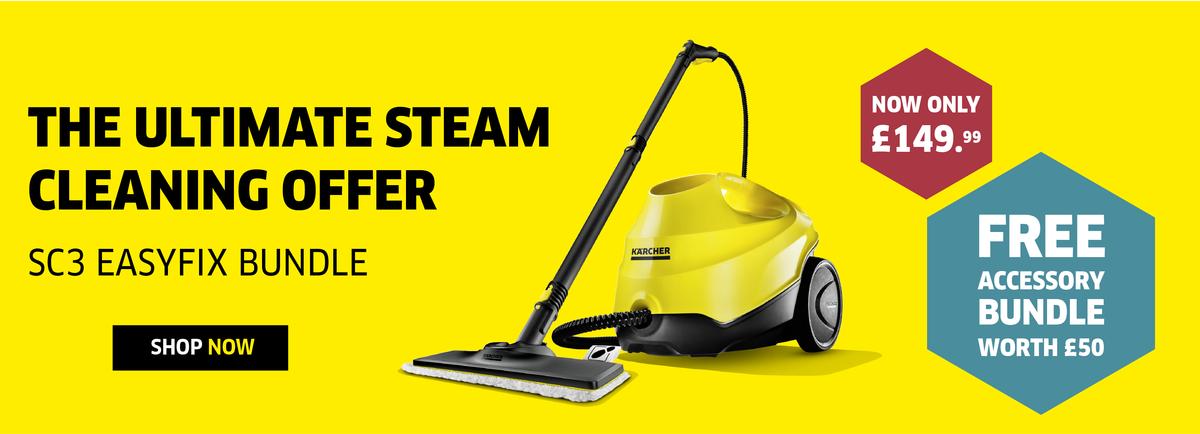 Steam Cleaners & Steam Mops   Kärcher UK