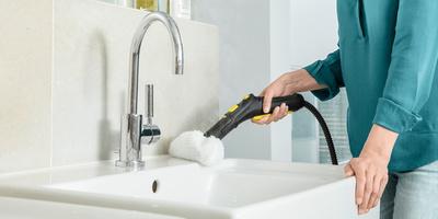 Limpiadoras de vapor Kärcher para el hogar: elimina virus y bacterias sin químicos