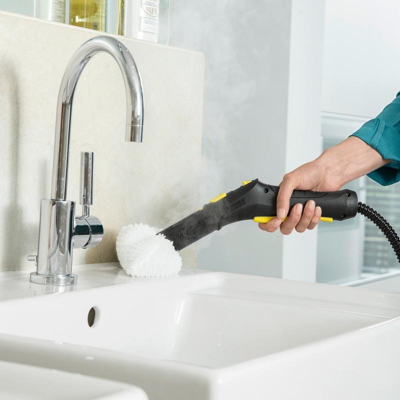 SC 2 bathroom cleaning sink
