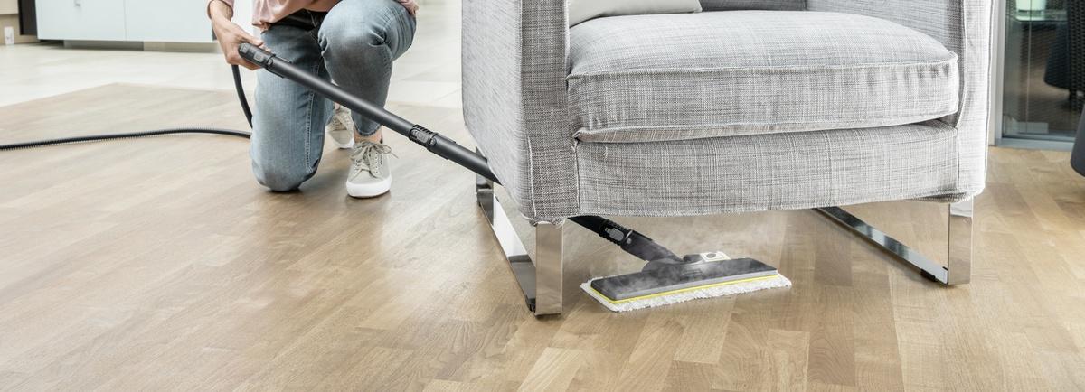 Tips voor gebruik - Reinigen met stoom | Kärcher