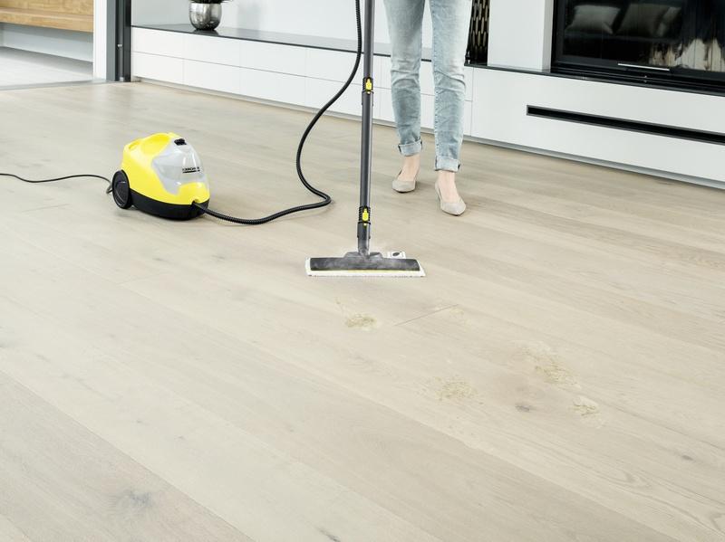 anwendungstipps reinigen mit dampf k rcher. Black Bedroom Furniture Sets. Home Design Ideas