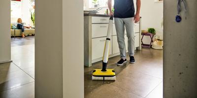 Czyszczenie podłogi bez wysiłku
