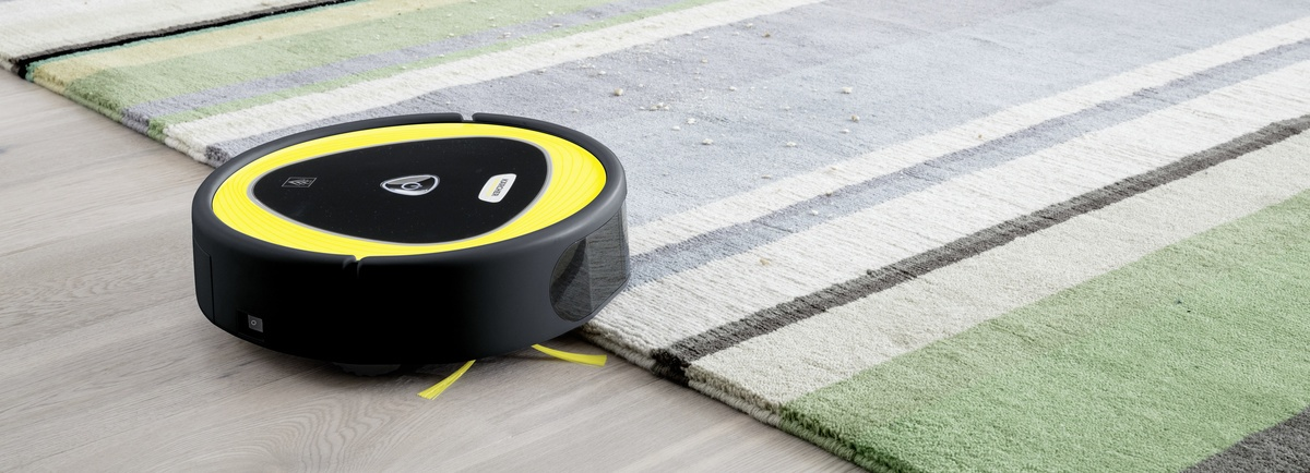 New robot vacuum cleaner from Kärcher