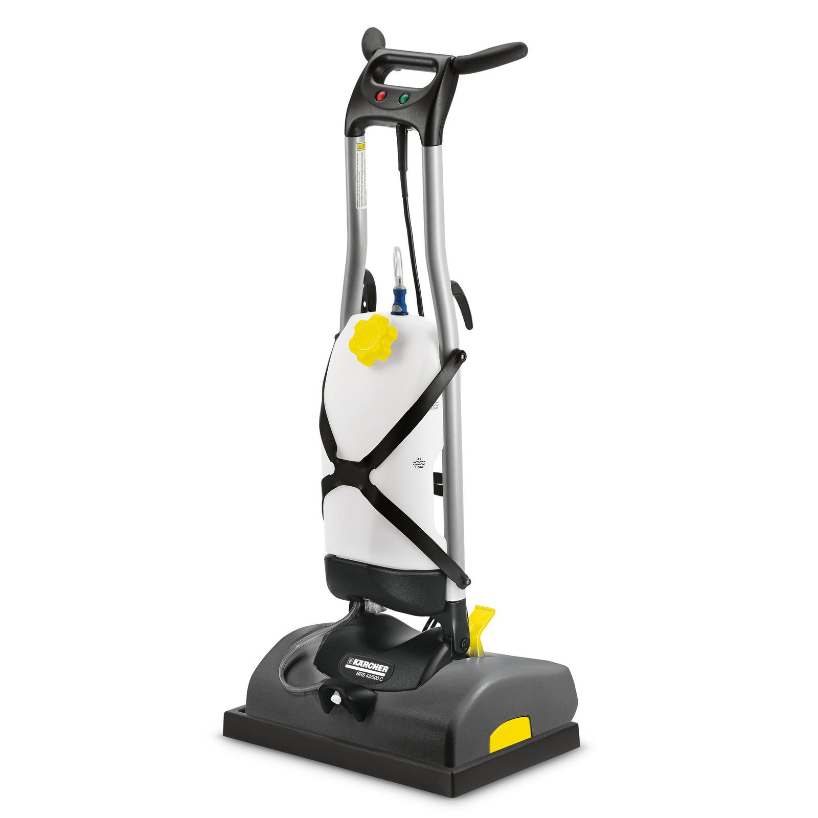 machine de nettoyage des moquettes brs 43 500c k rcher. Black Bedroom Furniture Sets. Home Design Ideas