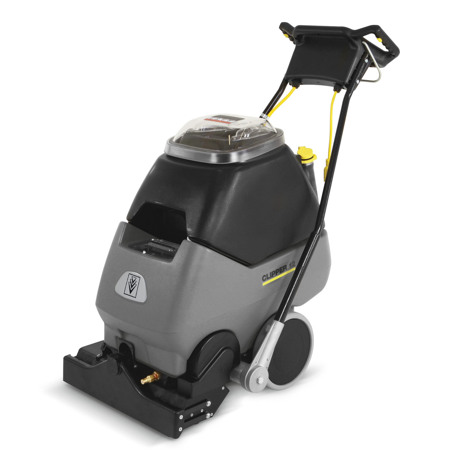 Clipper 12 Commercial Walk Behind Carpet Extractor 12