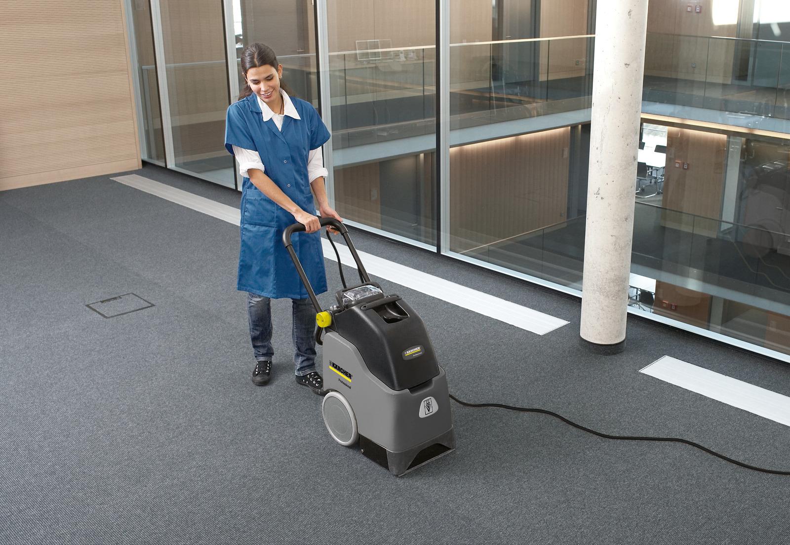 Photo Karcher Carpet Extractor Images