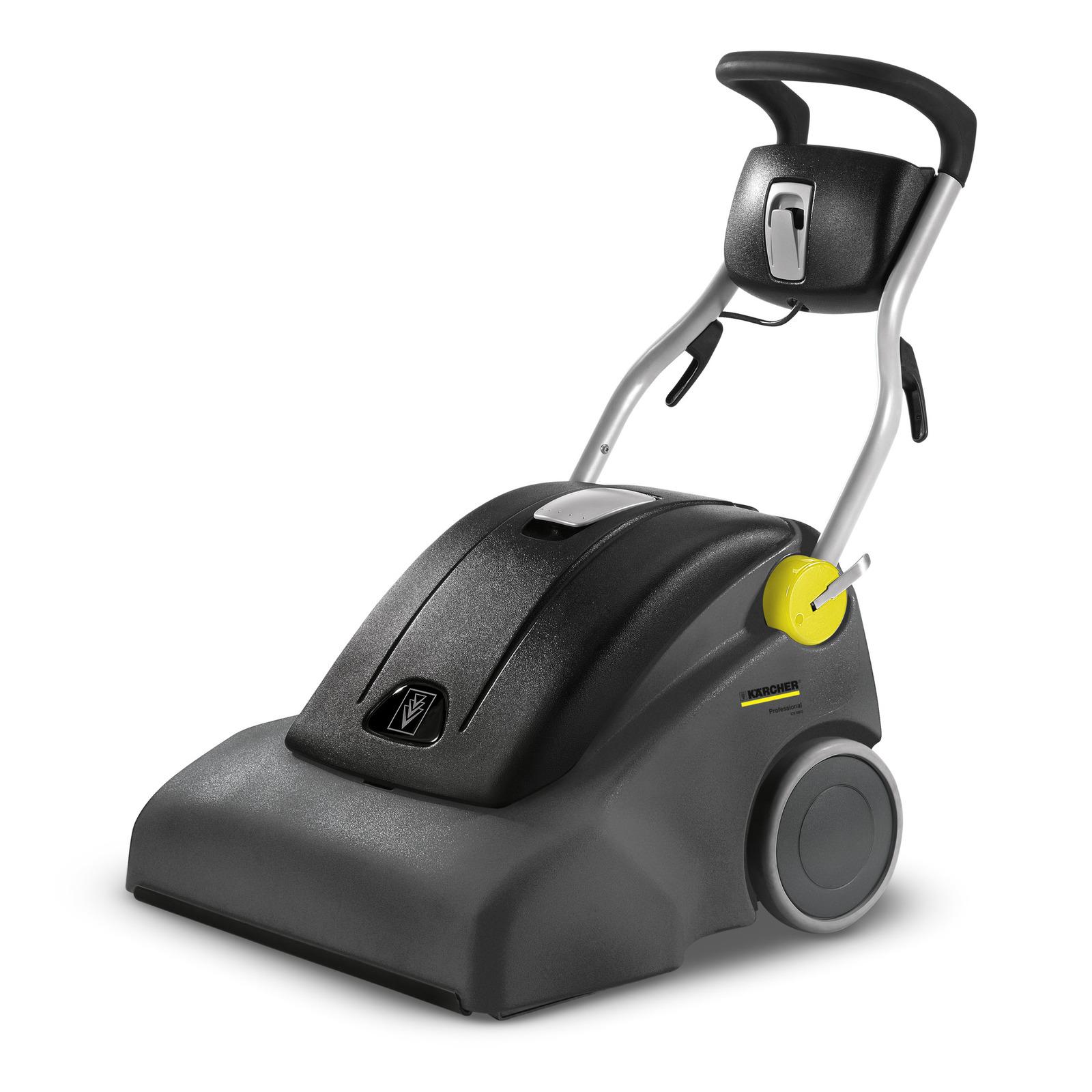 Aspiro brosseur pour moquettes cv 66 2 k rcher for Aspirateur pour moquette efficace