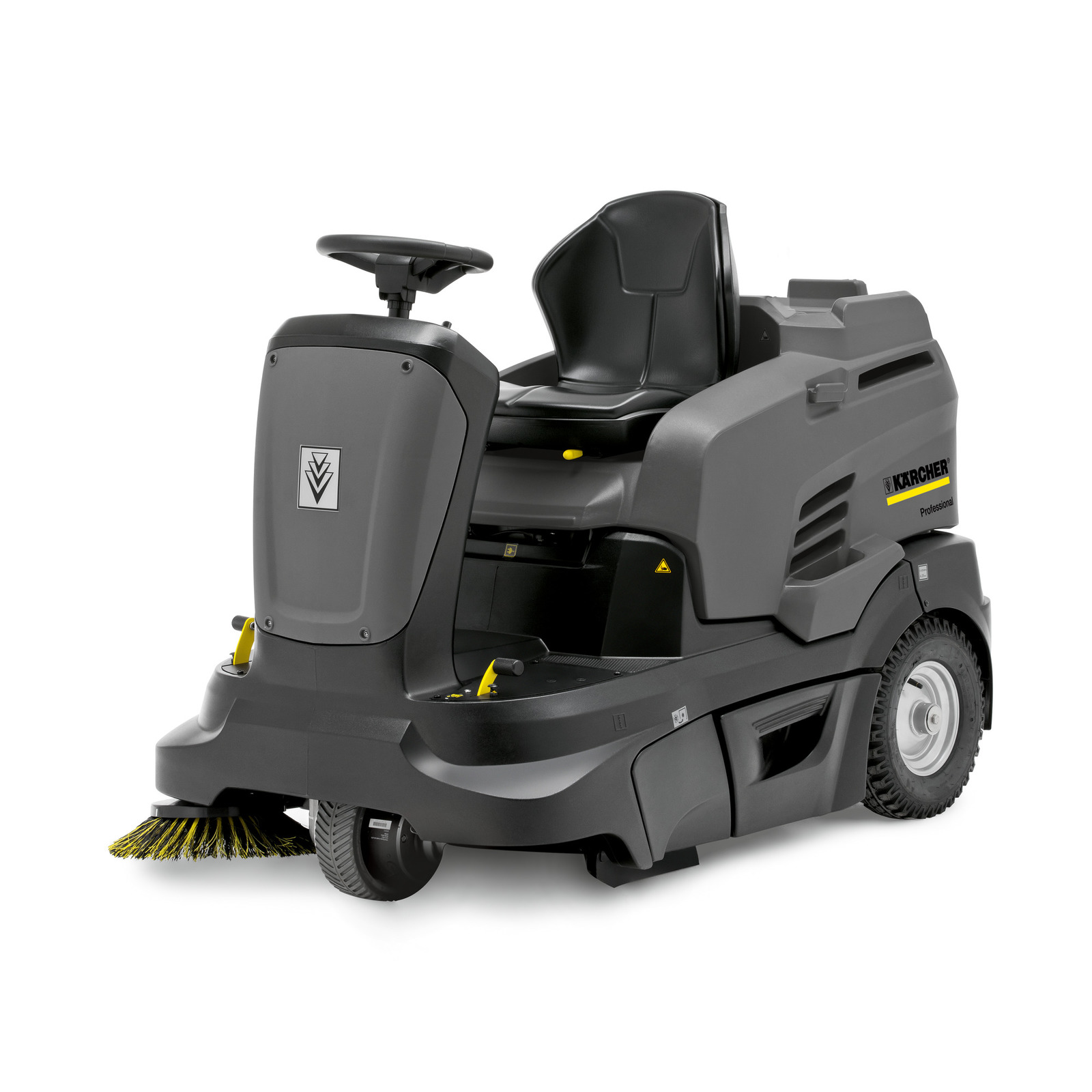 Vacuum Sweepers Ride On K 228 Rcher