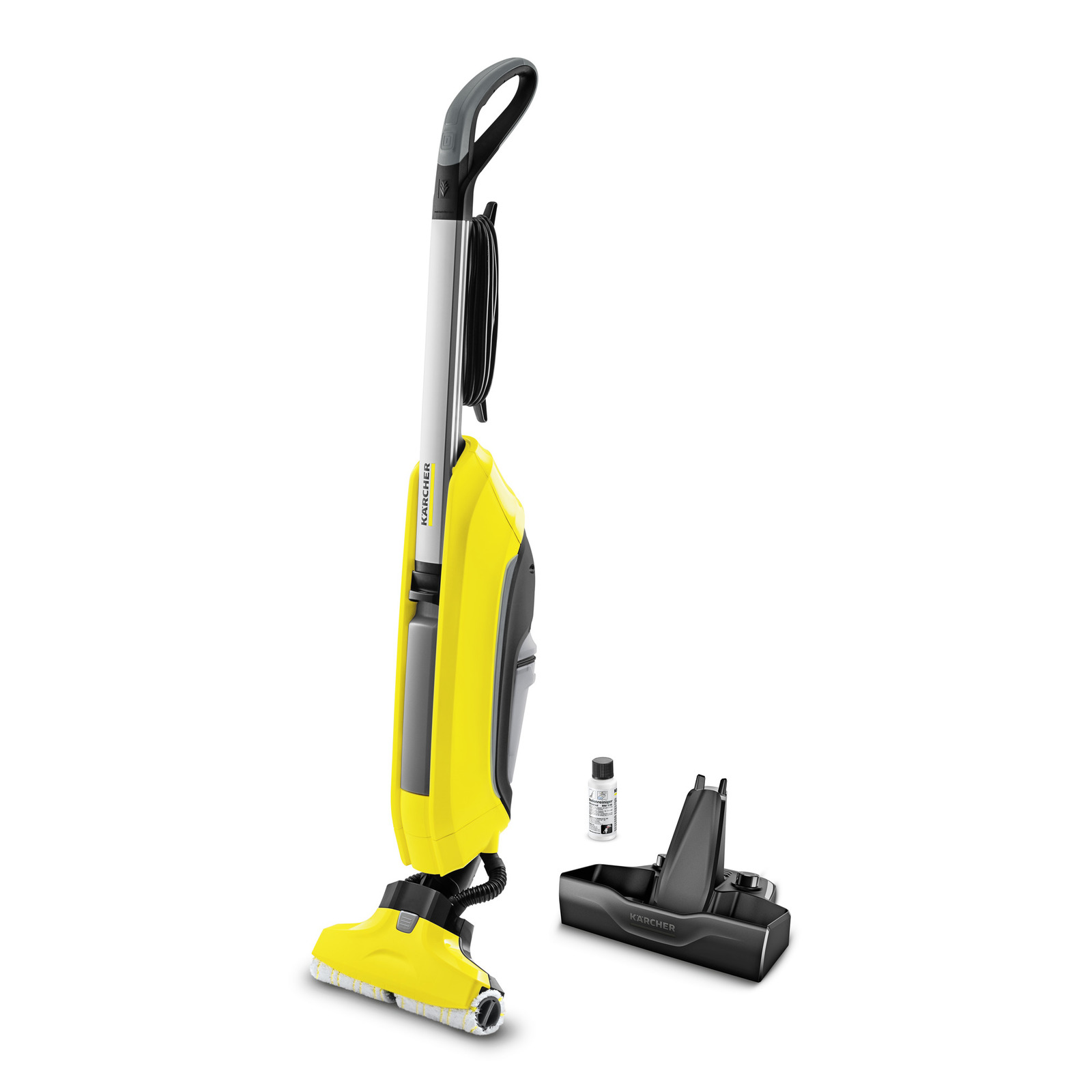 Roller Set for Karcher Wet /& Dry FC3 Hard Floor