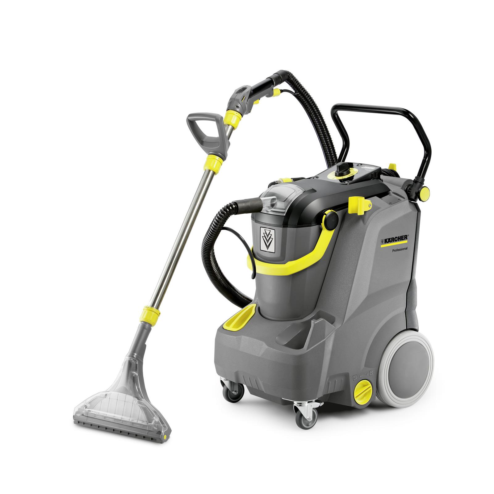 Commercial Carpet Extractor Puzzi 30 4 K 228 Rcher