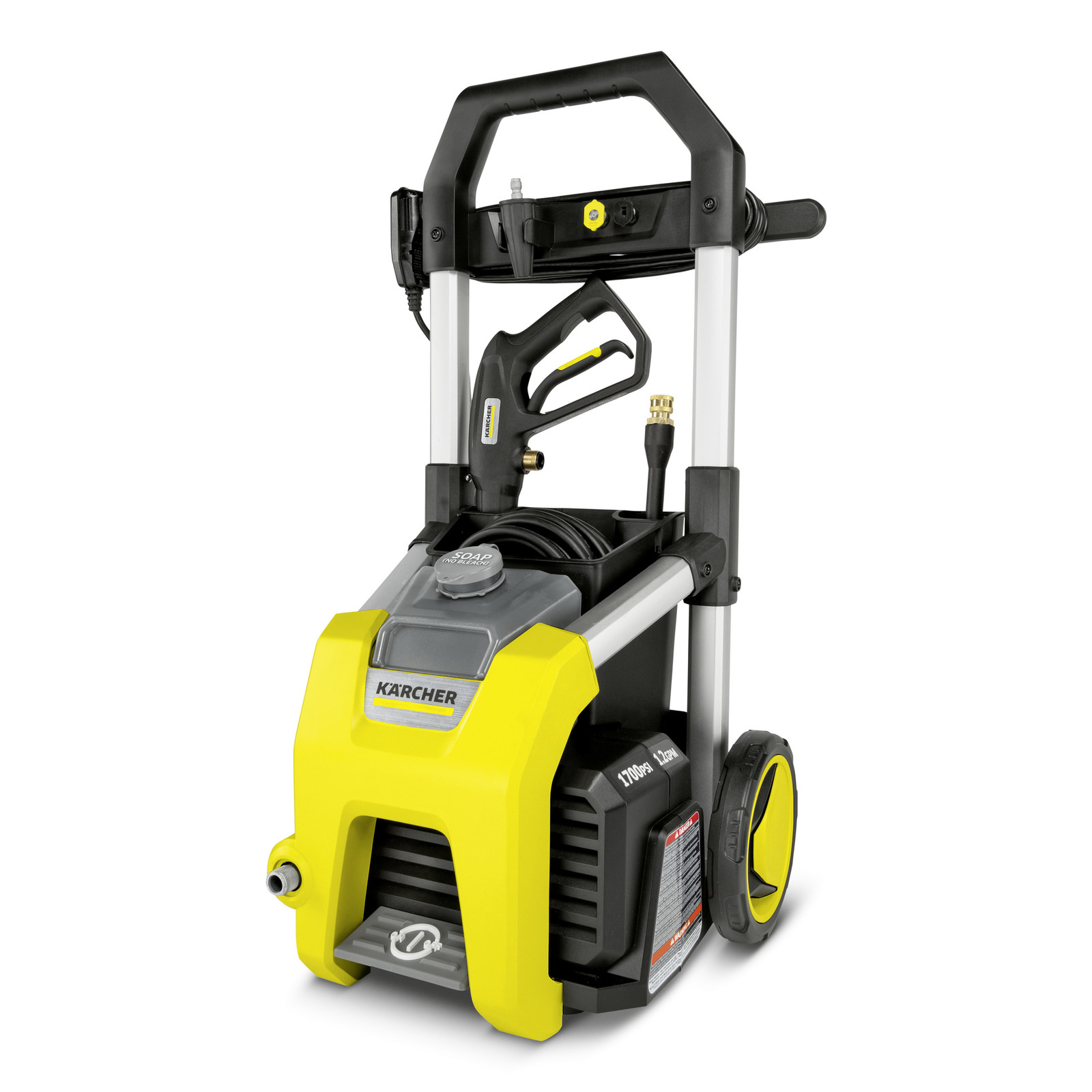 K1700 11061090 https://www.kaercher.com/us/home-garden/electric-pressure-washers/k1700-11061090.html  The K1700 offers performance and convenience at a very ...