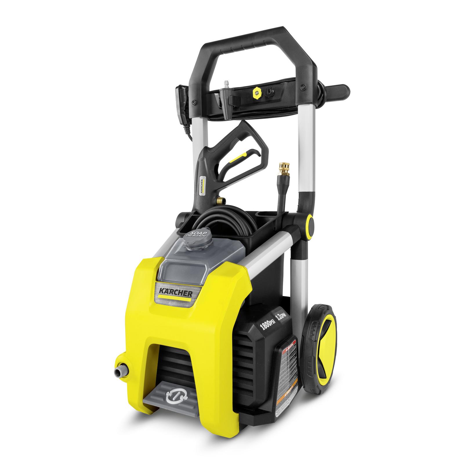 K1800 Electric Pressure Washer 1800 Psi 1 106 110 0