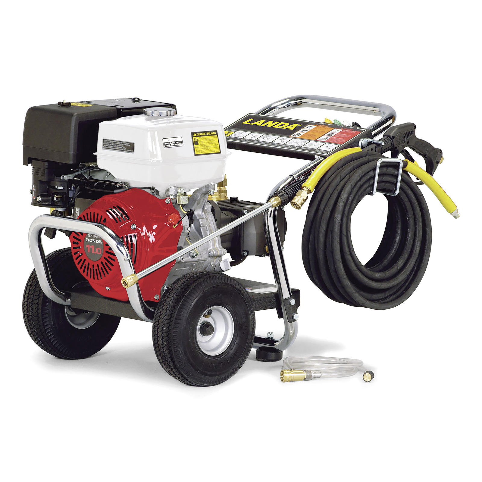 gas diesel power washers pc series pressure washers landa. Black Bedroom Furniture Sets. Home Design Ideas