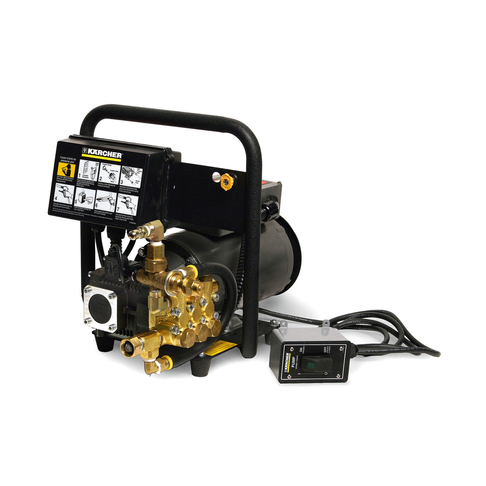 Hd 2 0 14 Ed Cold Water Electric Powered Pressure Washer