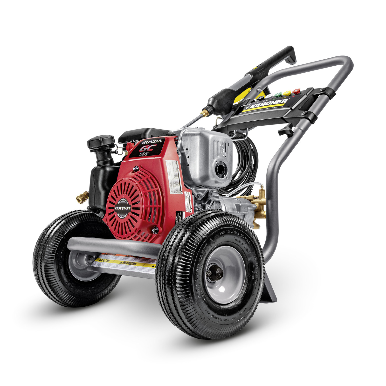 ... Powerhouse That Generates 3200 PSI And Is Powered By A Reliable Honda  GC190 Engine. Equipped With A Patented Maintenance Free Pump With Brass  Head.