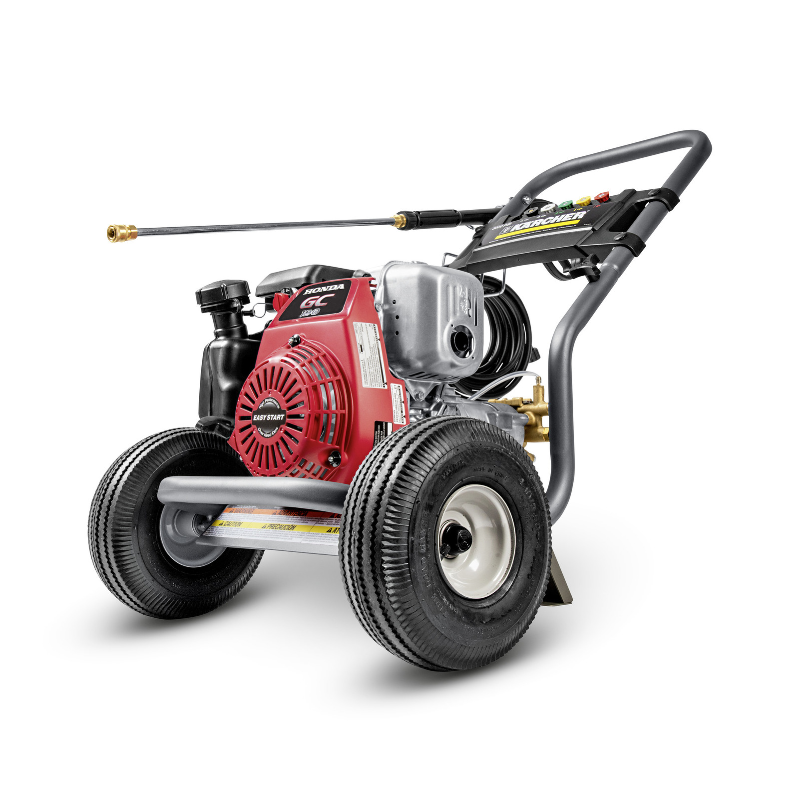 A great choice for homeowners seeking an attractively priced gas pressure  washer with solid performance!
