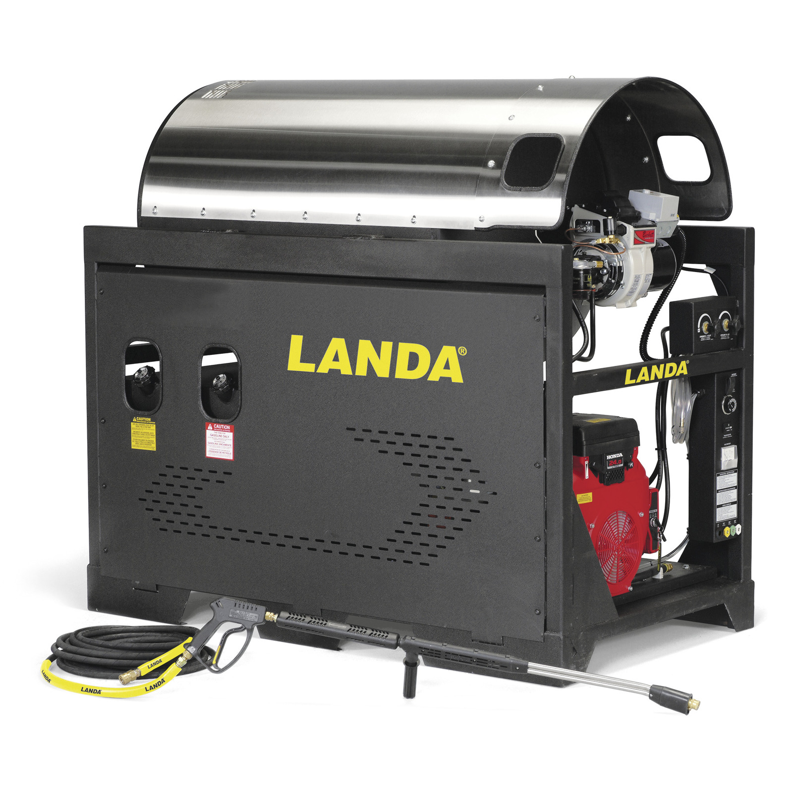 slx series hot water pressure washers gas diesel landa rh landa com