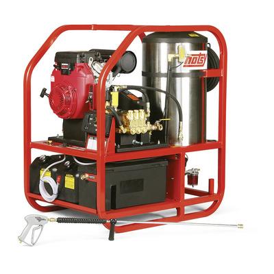 1200 Series: Gas / Diesel Hot Water Pressure Washers | Hotsy