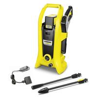 Kärcher  nettoyeurs haute pression K2 sans fil (avec batterie amovible) - Shoppydeals