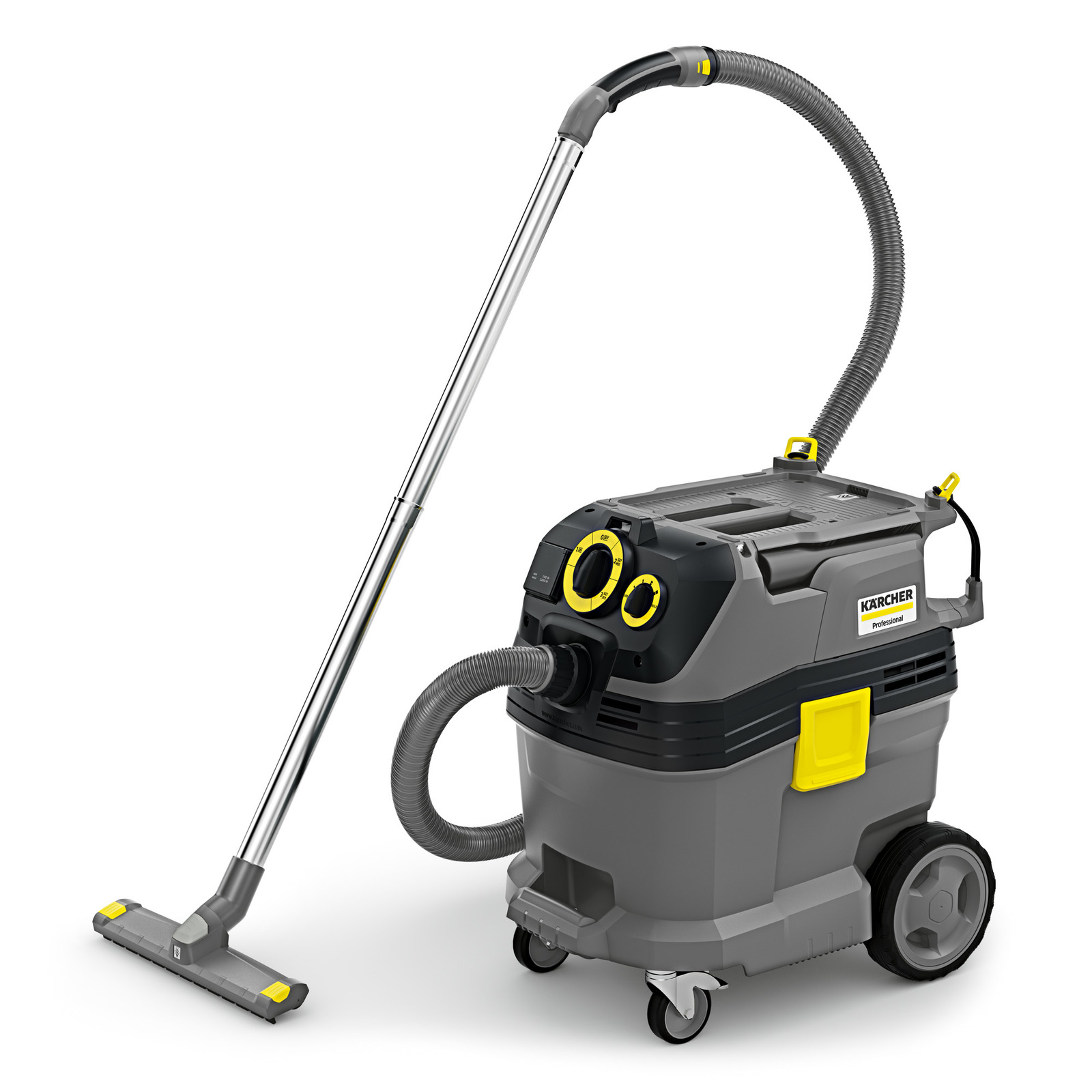 Wet Dry Commercial Vacuums Nt 30 1 Tact Te Hepa Kärcher