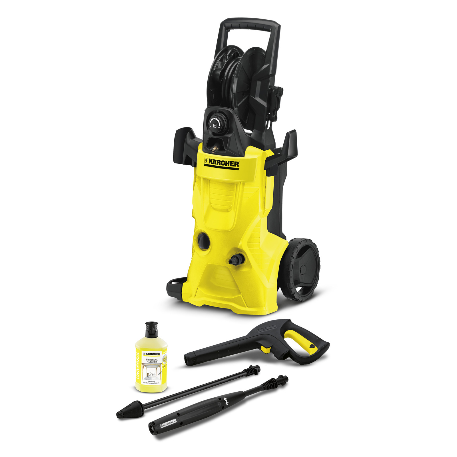 karcher k4 premium assembly instructions