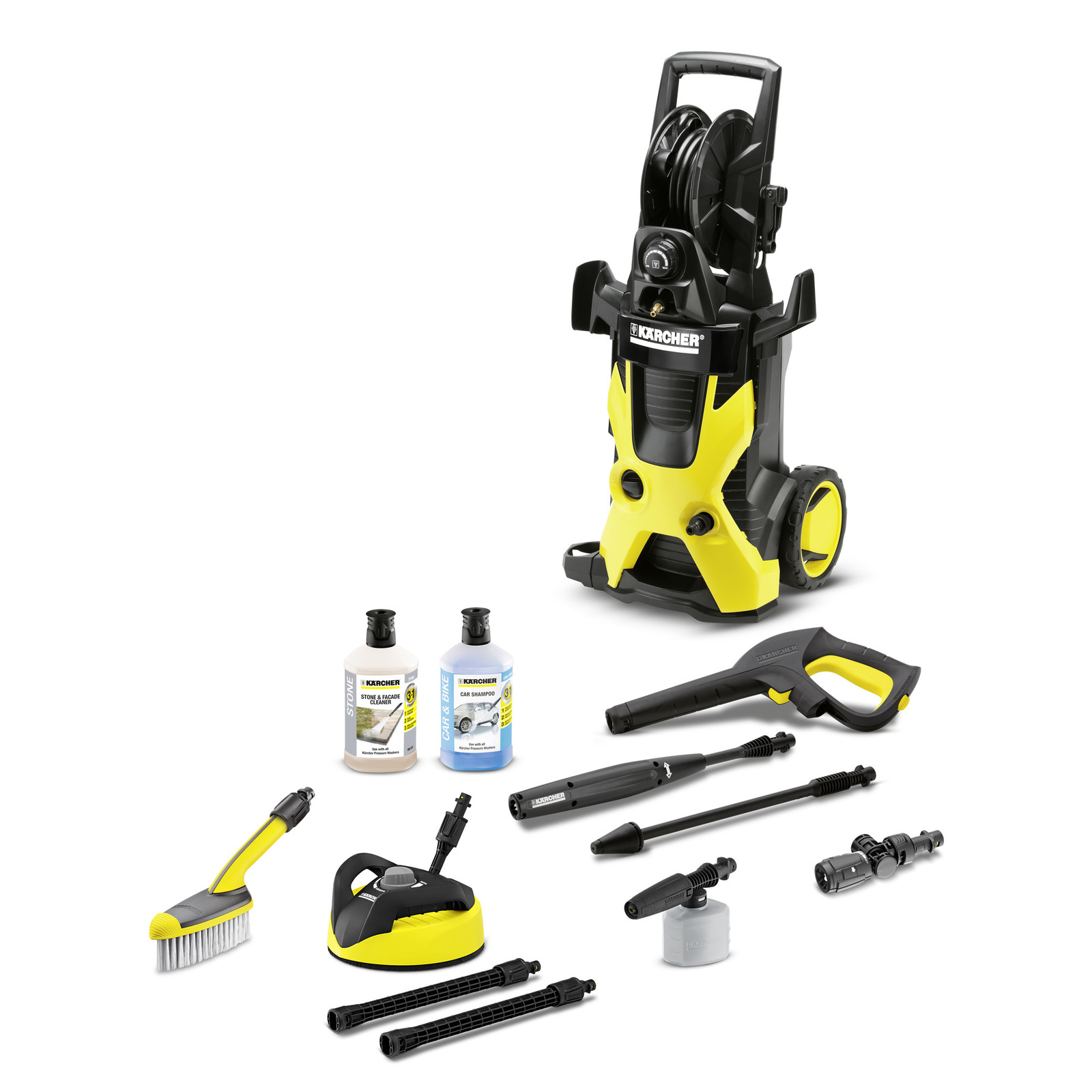pressure washer k 5 premium home car deluxe karcher australia. Black Bedroom Furniture Sets. Home Design Ideas