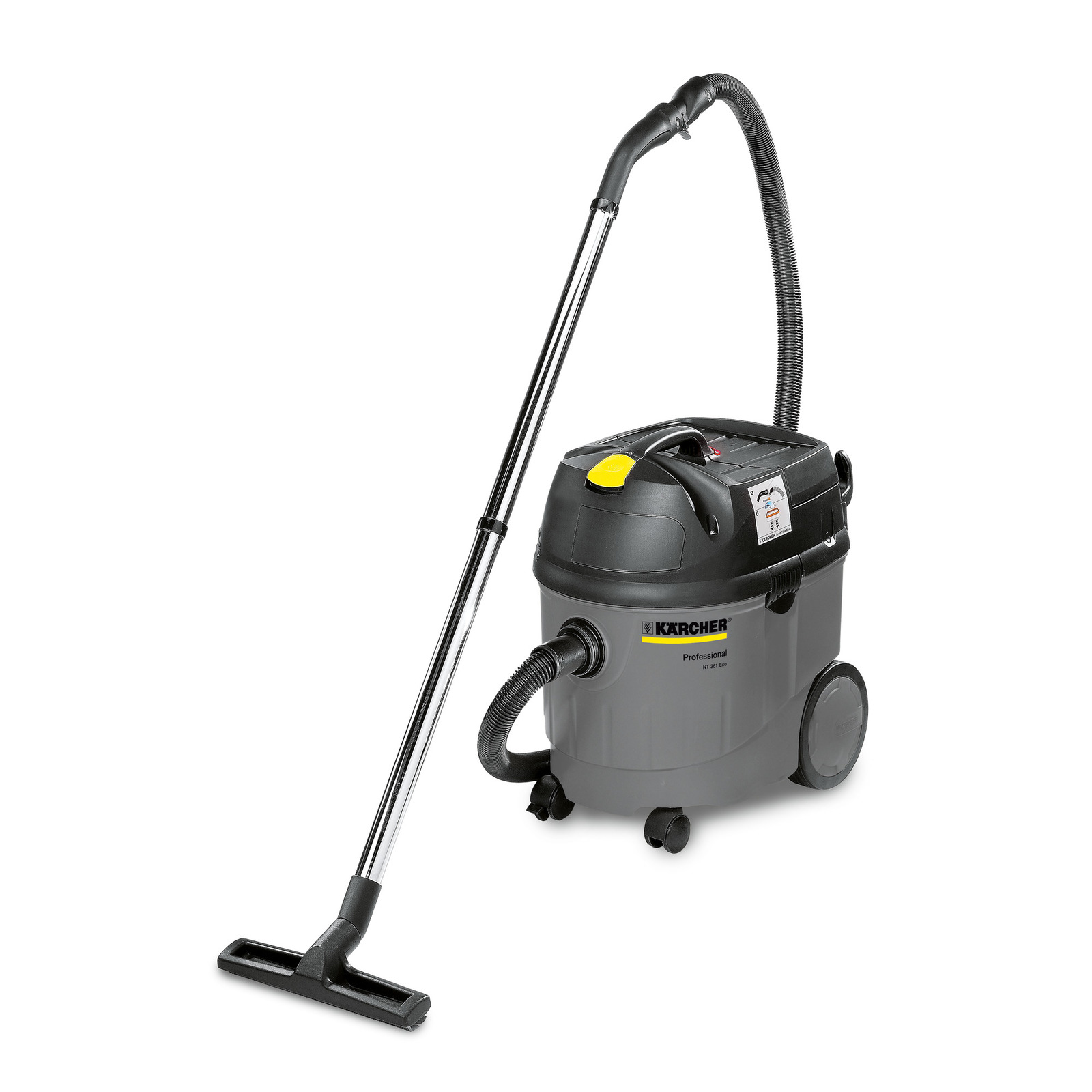 wet and dry vacuum cleaner nt 361 eco k rcher. Black Bedroom Furniture Sets. Home Design Ideas