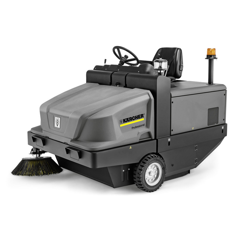 Vacuum sweeper KM 130/300 R D Classic | Kärcher Cleaning Systems