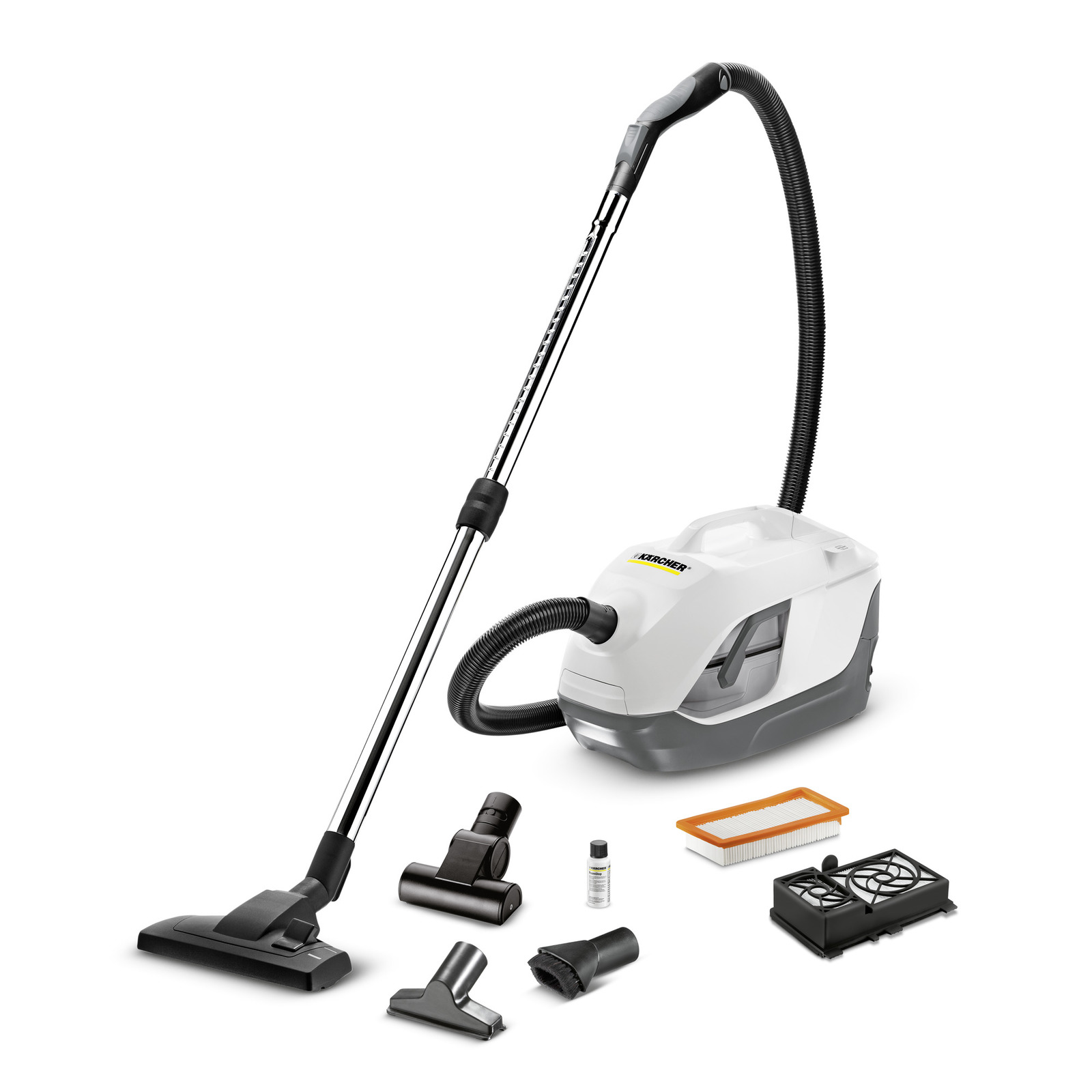 We choose a vacuum cleaner Samsung with an aquafilter