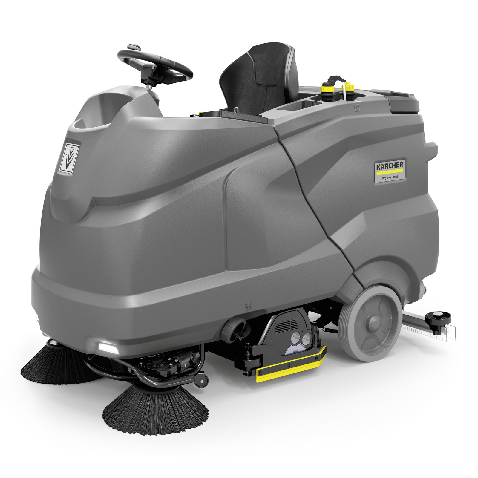 Scrubber drier B 200 R + R 75 | Karcher Singapore Private Limited