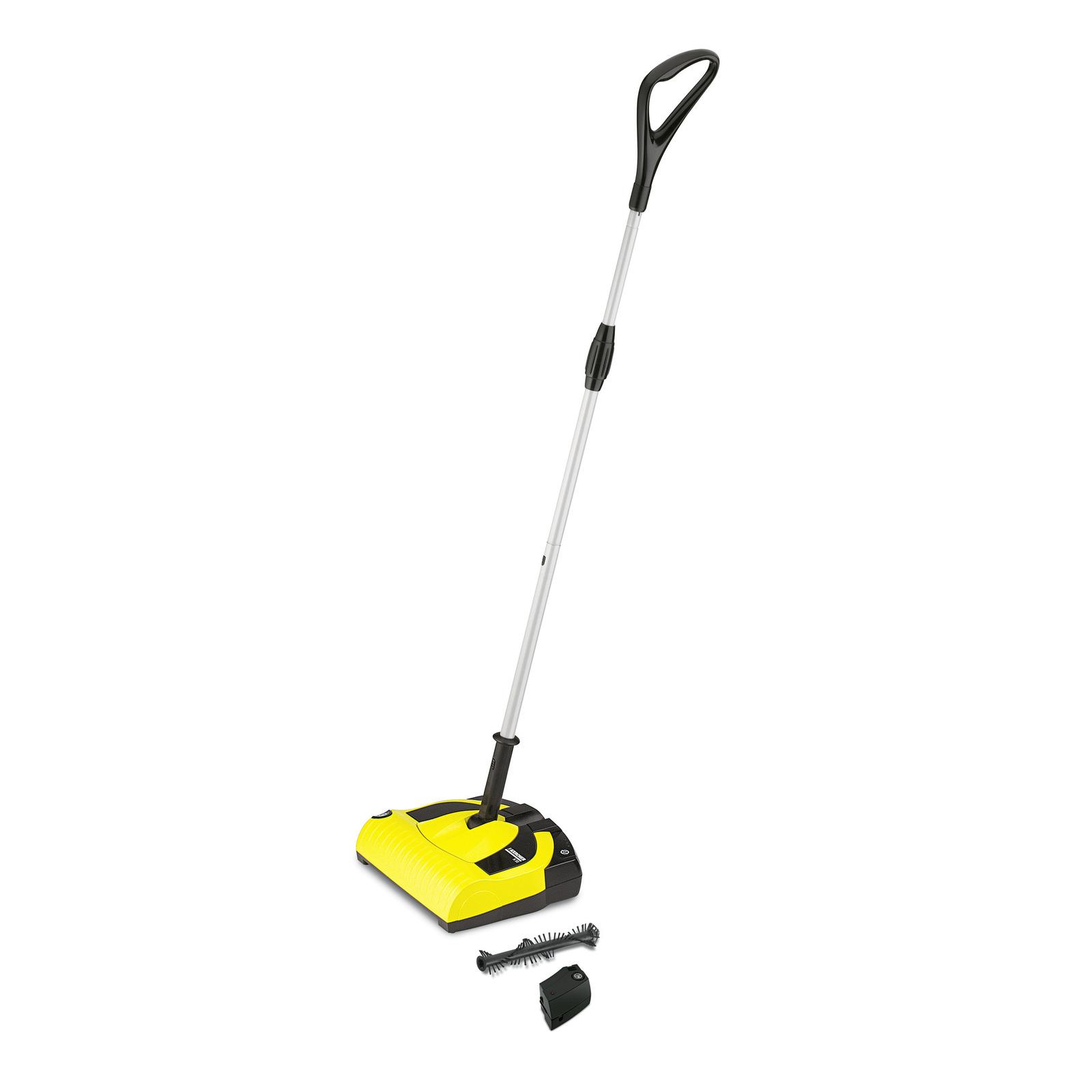 cordless electric broom k 55 k rcher united arab emirates. Black Bedroom Furniture Sets. Home Design Ideas