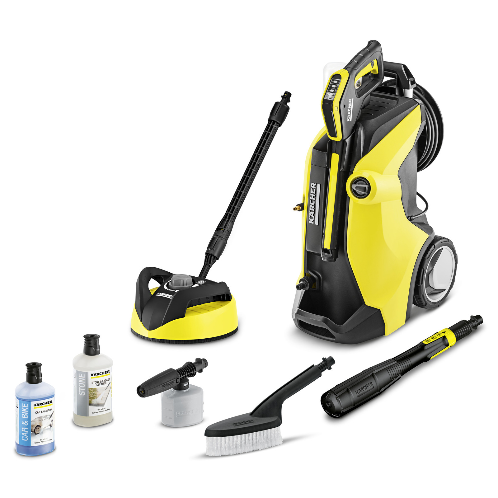 pressure washer k 7 premium fc plus karcher australia. Black Bedroom Furniture Sets. Home Design Ideas