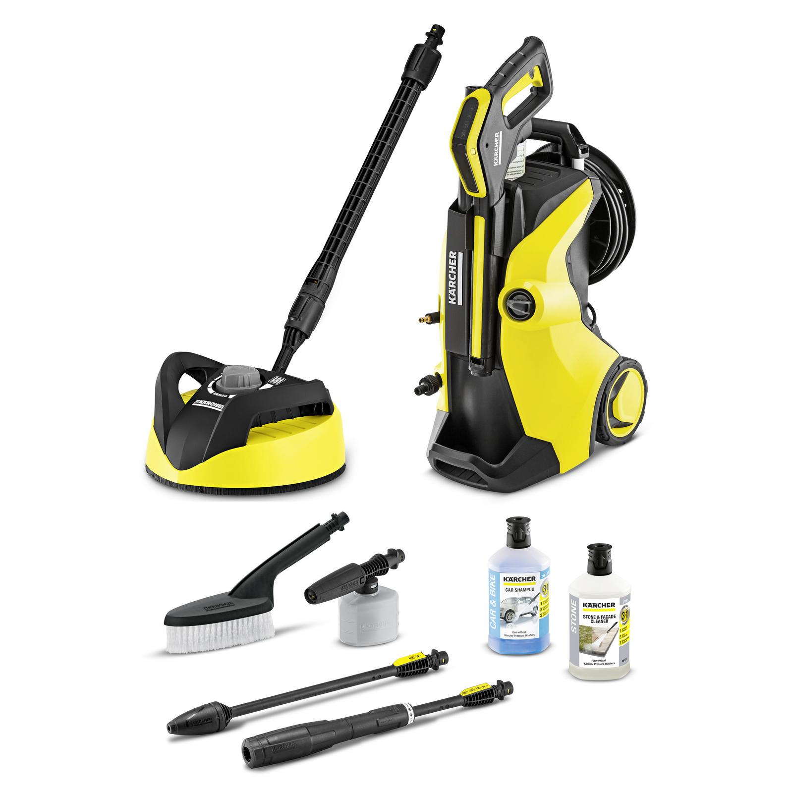 karcher k 5 premium full control car home pressure washer k5 ebay. Black Bedroom Furniture Sets. Home Design Ideas