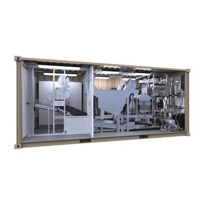 Water Bottling Plant WBP 1300 | Futuretech