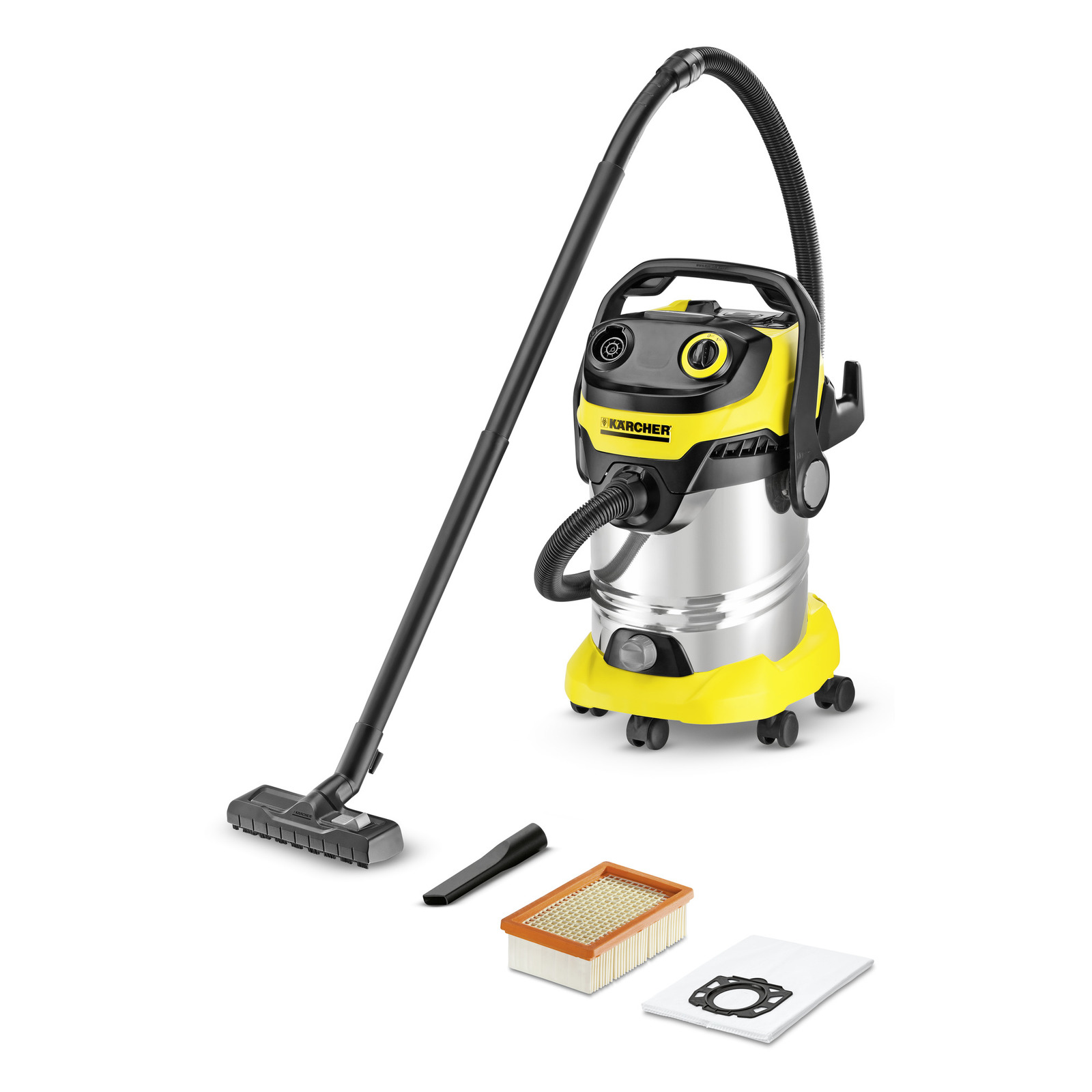wet dry vacuum cleaner wd 5 premium karcher australia. Black Bedroom Furniture Sets. Home Design Ideas