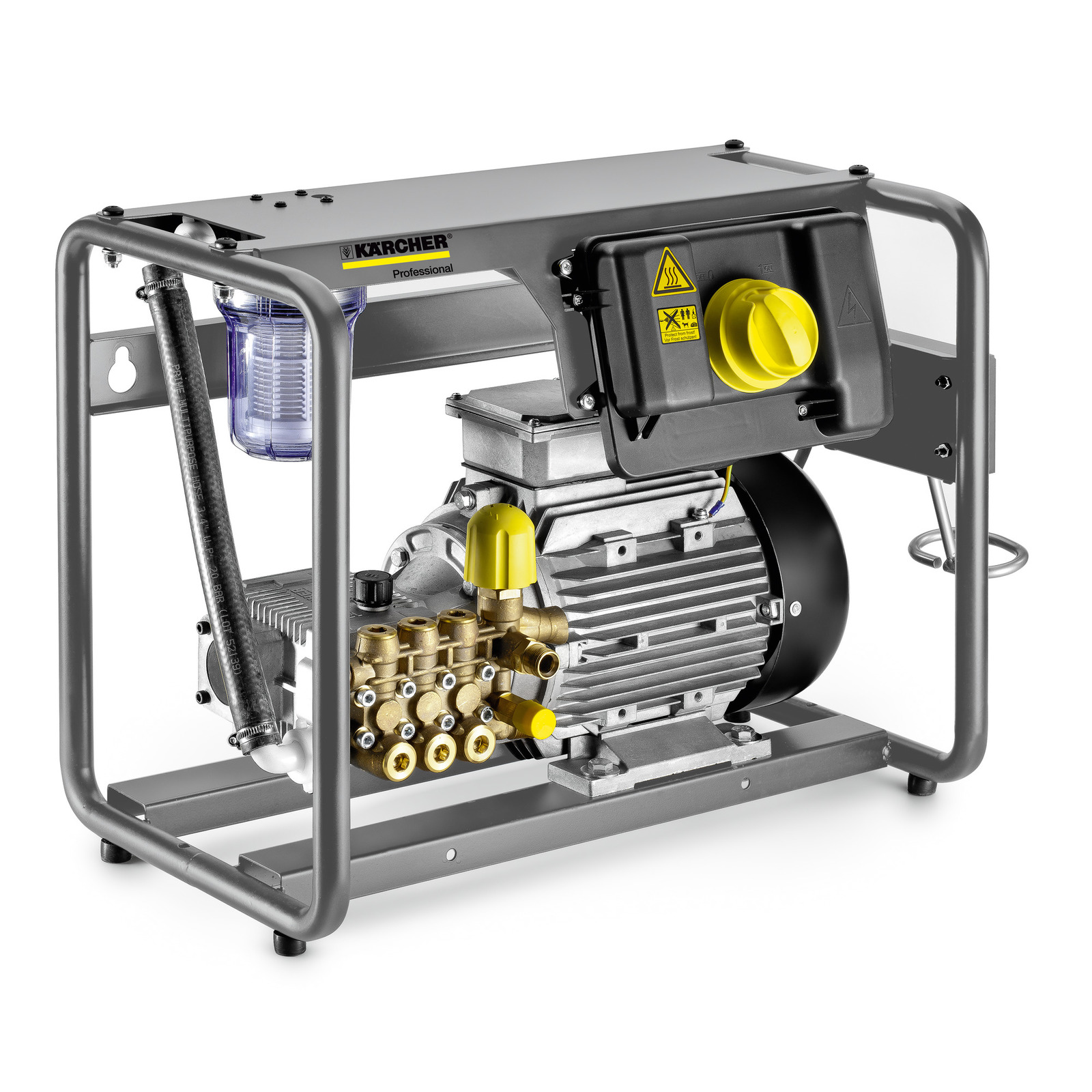 High Pressure Washer HD 7 16 4 Cage Classic